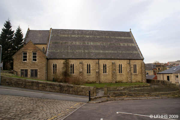 St Mary's RC Church, Bacup