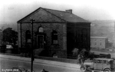 Townsendfold Primitive Methodist Church
