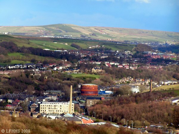 Rossendale Valley - photo
